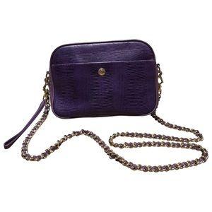 Rebecca Minkoff Purple Cross Body Chain Bag